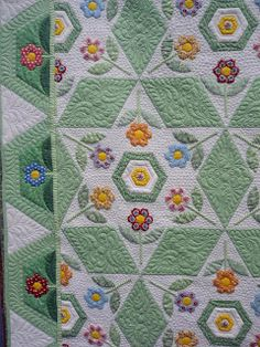 Blue Mountain Daisy: The Craft and Quilt Fair - Part 2