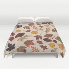 Aurora Autumn :: Duvet Cover