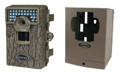 MOULTRIE Game Spy Mini M-80XD Infrared Digital Trail Camera 5MP + Security Box by Moultrie. $149.99. Moultrie M80XD 5.0 megapixel infrared game camera with Mini Moultrie Security Box. The new Illumi-Night Sensor provides the brightest and clearest nighttime infrared pictures. Records video with sound. 3 operational modes:  IR triggered game camera, Time-lapse plot camera, Plot camera by day, infrared camera at night. Easy to read photo strip with temperature, moon phas...