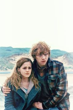 Hermione and Ron: