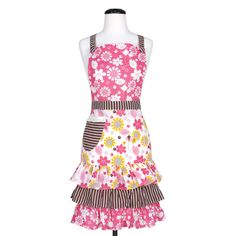Bloomers Kitchen Apron