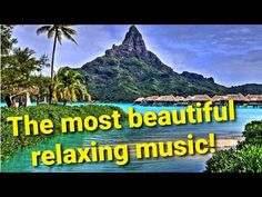 The most beautiful relaxing music 2020! Ambient music! Spa music! Music ... Meditation Music, Music Music, Relaxing Music, Most Beautiful, Spa, World, Youtube, Calming Music, The World