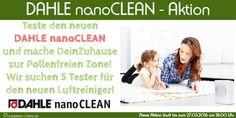 Dahle nanoClean Aktion | Produkttest-Online