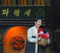 Authoritative Phibada Opera Troupe - The Phibada Opera Troupe is an authoritative opera creation group of Korea. It was founded as the North Korean Opera Troupe in Juche 35 or 1946.