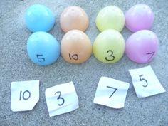 Easter Egg Number Hunt!