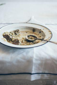 Lamb Fricassee Recipe