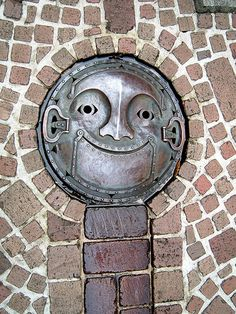 Ghibli Museum Drainage    Sticking with the incorporation of creatures & drains #DR #G1DR #drainage