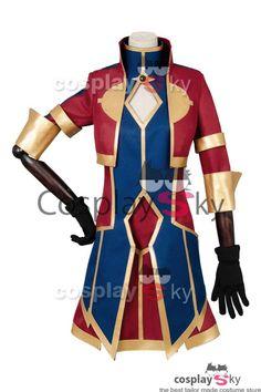 Re:Creators Yupitilia Selestia Celestia Robe Cosplay Costume #cosplaysky_fr #cosplay