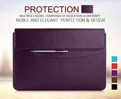 Best price on Surface Pro 4 Case Sleeve, Surface Pro 3 Case Sleeve, FYY Premium Leather Sleeve Case with Pockets for Microsoft Pro 3 (2014 Version) / Surface Pro 4/ ASUS Transformer Book T300 Chi (with exquisite stylus for free) Purple See details here: http://buyphonesgadgets.com/product/surface-pro-4-case-sleeve-surface-pro-3-case-sleeve-fyy-premium-leather-sleeve-case-with-pockets-for-microsoft-pro-3-2014-version-surface-pro-4-asus-transformer-book-t300-chi-with-exquisite-st/ Truly a…