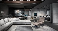 Milan furniture design news: Introducing New Minotti 2015 collection | Milan Design Agenda