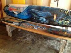 Surf board seat - Bo-Dee