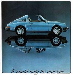 23 Brilliant Vintage Porsche Ads | Airows