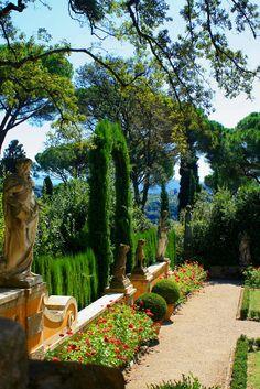 Villa La Pietra Ana Tuscany