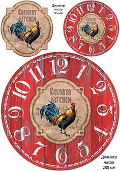 Pin by Ellen Deskin-Wellingson on Graphics - Clock Faces Clock Craft, Diy Clock, Vintage Prints, Vintage Posters, Clock Face Printable, Retro Clock, Wooden Clock, Vintage Labels, Vintage Ephemera