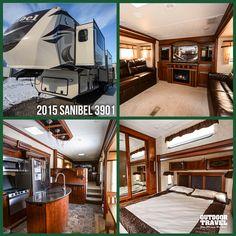 2015 Sanibel 2901 - A front living room beauty!