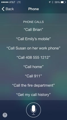 Everything You Can Ask Siri in iOS 7