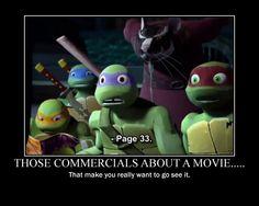 Movie Commercials... by alittlegeekish.deviantart.com on @deviantART