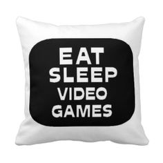 >>>Low Price          Eat Sleep Video Games Pillow           Eat Sleep Video Games Pillow In our offer link above you will seeHow to          Eat Sleep Video Games Pillow Here a great deal...Cleck Hot Deals >>> http://www.zazzle.com/eat_sleep_video_games_pillow-189159941449707000?rf=238627982471231924&zbar=1&tc=terrest