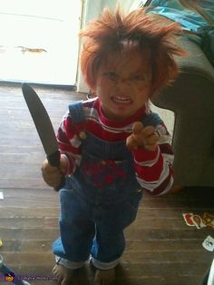 Chucky Childs Play - Halloween Costume Contest via @costume_works