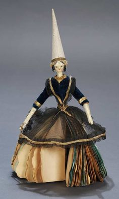The Legendary Spielzeug Museum of Davos: Grodnertal Wooden Doll as Fortune-Teller for the French Market Victorian Dolls, Vintage Dolls, Victorian Dollhouse, Modern Dollhouse, Fortune Telling, Bisque Doll, Old Dolls, Wooden Dolls, Dollhouse Dolls