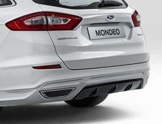 Ford Mondeo - Sensori di parcheggio