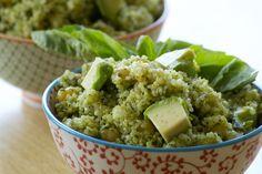 3 herb quinoa salad 1024x682 Virtual Vegan Potluck: Three Herb Quinoa Salad