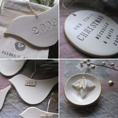 Commemorating Our First Christmas :  wedding gift ideas 12 1