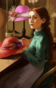 Sophie Hatter!!! From Howl's Moving Castle!!! Omg! This is so beautiful!