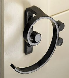 Music cupboard handles, but I'd use them as tie-backs for window panels in the rec/music rm.