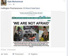 Meme Ngakak Bom Sarinah #KamiTidakTakut