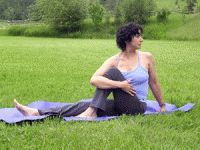 Yoga poses to improve your riding.