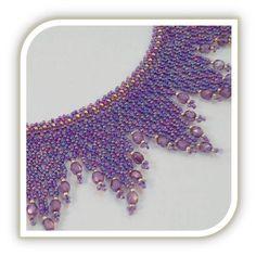 Bead+Weaving | Bead Loom / Weaving / tutorials for beautiful pieces