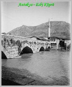 Oude brug antiochia