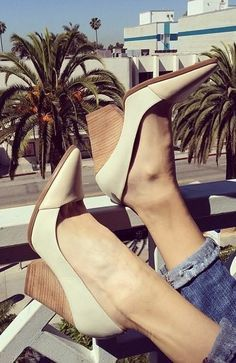 i want those shoes and to be there.