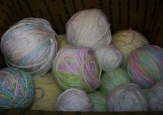 SALE Bundle of yarn baby colors pastels by SkyAccessoryBoutique, $17.50