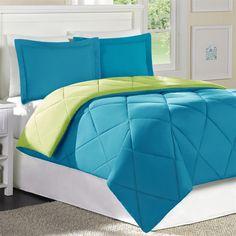 Home Essence Chadwick Down Alternative Microfiber Comforter Mini Set