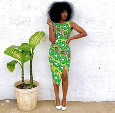 """136 Likes, 6 Comments - Halib (@halib_africa) on Instagram: """"Green goodness,available in different prints"""""""
