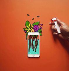 For A Fresh Start.... #yellowadv #graphicdesign #creativity