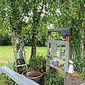 comment faire soi-même une maison étagère pour décorer le jardin -