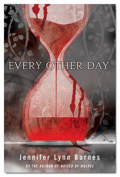Definitely a book worth reading - Every Other Day by Jennifer Lynn Barnes.