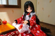 Miu's kimono | by Ariya Mari