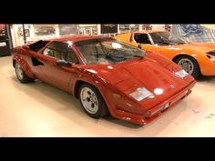 An Italian exclamation of astonishment! The hottest supercar of the 1980s.    Subscribe NOW to Jay Leno's Garage: http://full.sc/JD4OF8    Check out the Official Jay Leno's Garage Site for more: http://JayLenosGarage.com    Get more Jay Leno's Garage:  Follow Jay: http://Twitter.com/LenosGarage  Like Jay: http://Facebook.com/JayLenosGarage    Get more NBC...