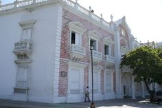 Universidad de Cartagena, Claustro de la Merced