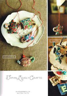 Liberty Print Fabric Catalog Book & Craft by JapanLovelyCrafts