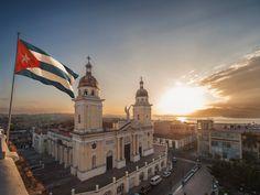 The Catedral de la Asunción is a hard-to-miss landmark in Santiago de Cuba. // Photo: Getty