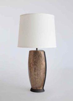 Wonderful LAMPS.013 EVAN LEWIS: Riparia Lamp