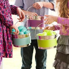 easter baskets ideas - Google Search