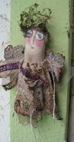 Myrtle Fey by Baggaraggs on Etsy, $23.99
