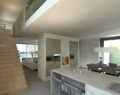 Schetsontwerp woning Dongen >> Van der Wiel architectuur BNA Oisterwijk