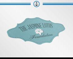 Jasmine Lotus Foundation Logo Design